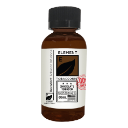 Tobacconist by Element Chocolate Tobacco E-Liquid (60ML)