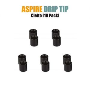Aspire Cleito Drip Tip (10 pack) - Default Title