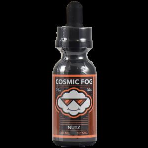 Cosmic Fog Vapors - Nutz - 30ml - 30ml / 12mg