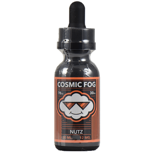 Cosmic Fog Vapors - Nutz - 30ml - 30ml / 18mg