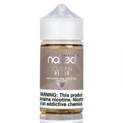 Cuban Blend by Naked 100 E-Liquid (60mL)