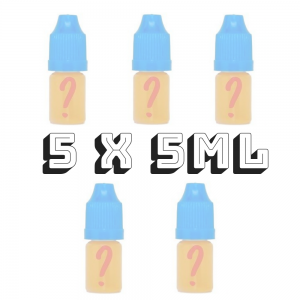 DIY E Juice Flavor Concentrate Sample Pack