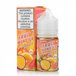 Passionfruit Orange Guava Nic Salt by Fruit Monster - (30 mL)