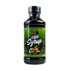Hemp Bombs CBD Syrup Fruit Punch