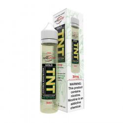 TNT Gold Menthol by Innevape E-liquids - (75mL)