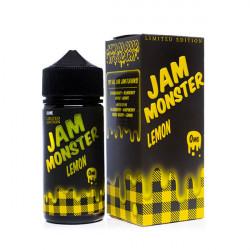 Jam Monster Lemon E-liquids - (100mL)