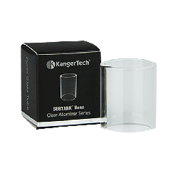 Kanger Subtank Nano Glass Tube Replacement