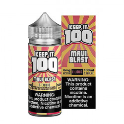 Maui Blast by Keep It 100 E-liquids - (100mL)