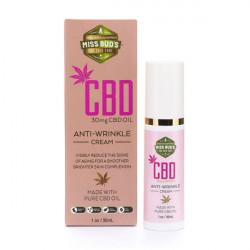 Miss Bud's Anti-Wrinkle CBD Cream