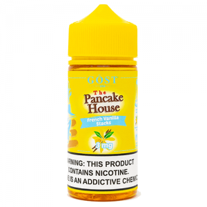 The Pancake House by Gost Vapor - French Vanilla Stacks - 100ml / 3mg