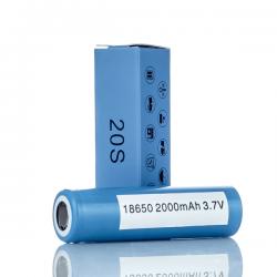 Samsung 20S 18650 2000mAh 30A High Drain Battery
