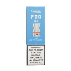 Sigelei FOG Replacement Coils - (5 Pack)