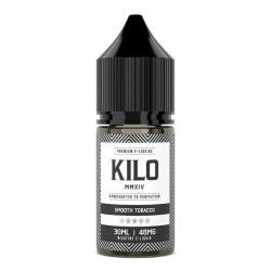 Smooth Tobacco Nic Salt by Kilo E-liquids (30mL)