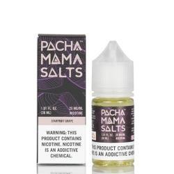 Starfruit Grape Salts E-Liquid by Pachamama (30mL)