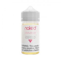Strawberry by Naked 100 Cream E-liquid (60mL)