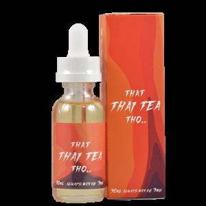 That Thai Tea Tho - 30ml - 30ml / 3mg