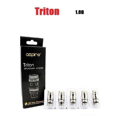 Aspire Triton Coils - 1.8 ohm Kanthal (10-13W)