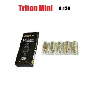 Aspire Triton Mini Coil - NI200 0.15ohm Temperature Control