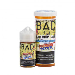 Ugly Butter Salts E-Liquid by Bad Drip (30mL)