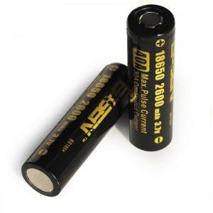 Basen BS186K 18650 Battery 2600mAh 40A