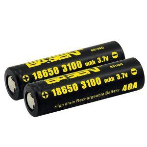Basen BS186Q 18650 Battery 3100mAh 40A