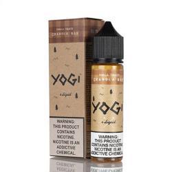 Vanilla Tobacco Granola E-Liquid by Yogi (60mL)