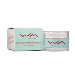 WA Chocolate Mint CBD Foot Cream (500mg)