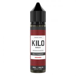 Wild Strawberry by Kilo E-liquids (60mL)